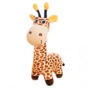 "Judy Dre am Cute Animals Toys Giraffe Doll-Judy Dre am Soft Cartoon Animals Brown Giraffes Toy Stuffed Cotton Plush Children's Dolls Birthday Gift for Kid/Girlfriend 31.5"" Tall"