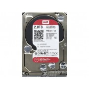 "WD Red Pro 3,5"" 2TB HDD - WD2002FFSX"