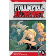 Fullmetal Alchemist, Vol. 6, Paperback/Hiromu Arakawa