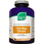 Health First Calcium-Magnesium Citrate kapszula 180db