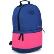 Fastrack Laptop Backpack(Pink, Blue)