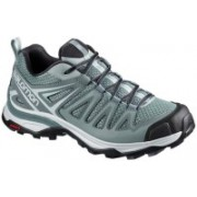 Salomon X Ultra 3 Prime Hiking & Trekking Shoes For Women(Grey)