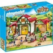 Комплект Плеймобил 6926 - Голяма ферма за коне, Horse Farm, Playmobil