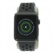 Apple Watch Series 2 aluminiogehäuse gris oscuro 42mm con Nike+ SportCorrea
