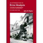 Introduction To Error Analysis - The Study of Uncertainties in Physical Measurements (Taylor John R.)(Paperback) (9780935702750)