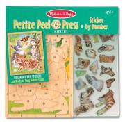 Set creatie Mozaic pe numere Pisicute Mellisa Doug
