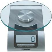 Digitális konyhai mérleg ezüst/fekete Soehle Style 65105 (1179312)