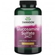 Swanson Glukosamin 500 mg 250 kapslí