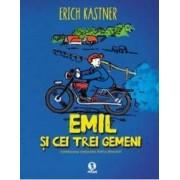 Emil si cei trei gemeni - Erich Kastner