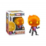 Cosmic ghost rider Funko pop exclusivo comic con