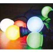 Kerti parti fénysor, LED-es izzósor KDK 306