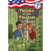 Trouble at the Treasury, Paperback