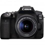 Canon EOS 90D + EF-S 18-55mm F/3.5-5.6 IS STM - 4 Anni di Garanzia in Italia