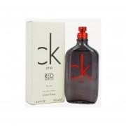 CK One Red Edition for Him de Calvin Klein EDT 100 ML TESTER(Probador)