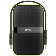 "HDD Extern Silicon Power Armor A60, 2.5"", 2TB, USB 3.0 (Negru)"