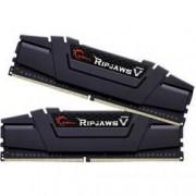 G.Skill Sada RAM pro PC G.Skill Ripjaws V F4-3200C16D-16GVK 16 GB 2 x 8 GB DDR4-RAM 3200 MHz CL16-16-16-36