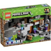 LEGO Minecraft 21141 The Zombie Cave