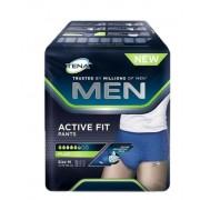 Essity Italy Spa Pull Up Uomo Tena Men Pants Active Fit M 9 Pezzi