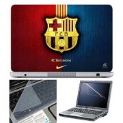 FineArts Laptop Skin FC With Screen Guard and Key Protector - Size 15.6 inch