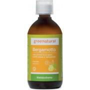 greenatural Bergamotten-Konzentrat Mate, Grüner Kaffee & Löwenzahn - 500 ml