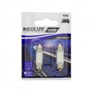 OSRAM Neolux LED Festoon C5W 36MM 12V 6000K 4052899477315 Replace: N/A