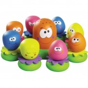 TOMY Bath Toy Aquafun Octopals