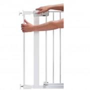 Safety 1st Удължител за преграда за врата 7 см метален бял 24284310