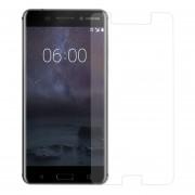 Mica para Nokia 6 Cristal templado - Transparente.