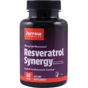 Resveratrol Synergy 200 (60 tablete), Jarrow Formulas