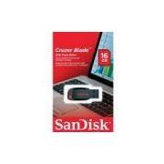 Pen Drive 16gb Z50 Cruzer Blade Sandisk - Sdcz50-016g-b35