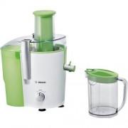 Storcator de fructe si legume Bosch, alb/verde 700 W MES25G0 GARANTIE 2 ANI