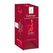 Билков чай Dallmayr ройбос с аромат на карамел 25 пакетчета