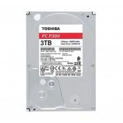 Disco Duro 3.5 Toshiba P300 3TB 7200RPM SATA 3 64MB HDWD130UZSVA