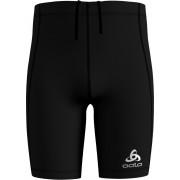 Odlo Tights Short Element Sportlegging Heren - Black - Maat XXL