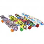 Скейтборд ABS (penny board) 22″ (56 см.) с цветен печат