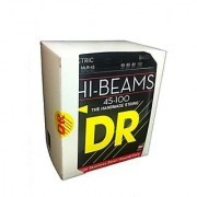 DR Strings Hi-Beam - Stainless Steel Round Core 45-100