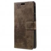 Nokia 3 Vintage Wallet Case - Brown