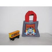 LIMITED EDITION SET OF BRAND NEW WOODEN ZOO CAR FROM THOMAS AND FRIENDS WOODEN RAILWAYS & EXCLUSIVE THOMAS BLUE...