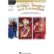 Hal Leonard Songs from Frozen, Tangled and Enchanted Play-Along