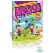 Matematica cls 1 Caiet pas cu pas - Alexandrina Dumitru Viorel-George Dumitru