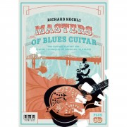 AMA Verlag Masters of Blues Guitar Englisch,inkl. CD