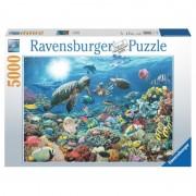 Puzzle Adancul marii 5000 de piese Ravensburger