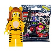 Lego (LEGO) Mini Figure Series 14 Tiger Woman (Unopened item) | LEGO Minifigures Series 14 Tiger Woman ?71010-9?