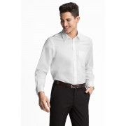 C&A Businesshemd Regular Fit, Wit, Maat: 42