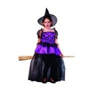 RG Costumes Sabrina The Pretty Witch Costume, Black/Purple, Large