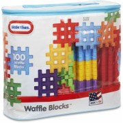 Blocuri De Constructie - Set 100 Piese Little Tikes