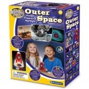 Proiector si Lampa de Veghe Outer Space Brainstorm Toys E2063