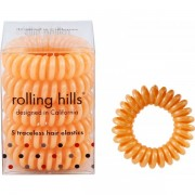 Rolling Hills Professional Hair Rings Blonde