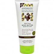 Andalou Naturals Nourishing Body Butter Kukui Cocoa - 8 fl oz