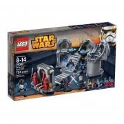 Lego 75093 Star Wars Kit de Construccion Estrella de la Muerte Duelo Final